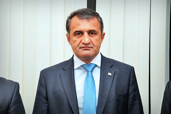 Президент Южной Осетии наградил Игоря Маркова орденом Дружбы